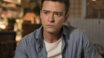 """Justin Timberlake - hier im Film """"Wonder Wheel"""" - war als Kind introvertiert und schüchtern. Sein Lampenfieber überwand er im Kirchenchor. (Archivbild)"""
