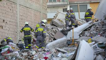 Erdbeben Albanien 2019