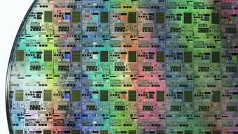 Der Hersteller von Computerchips spürt auch die Folgen des Handelskonflikts. (Archivbild)