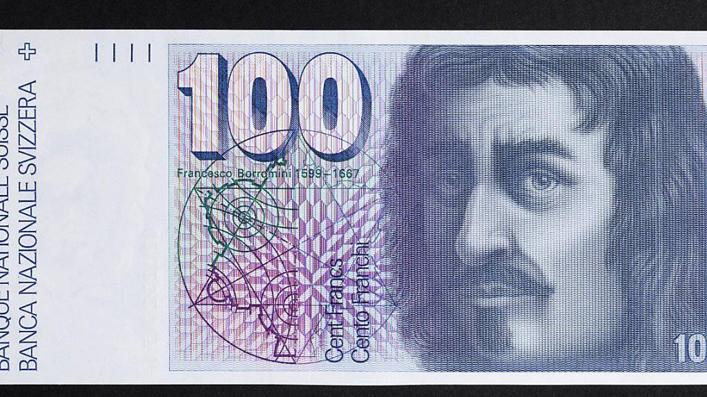 Alte Banknoten wie diese sollen den Wert nicht mehr verlieren. Der Nationalrat will die Umtauschfrist abschaffen.
