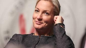 Barbara Rittner begrüsst die Idee von Roger Federer, die Tennisverbände zusammenzulegen (Archiv)