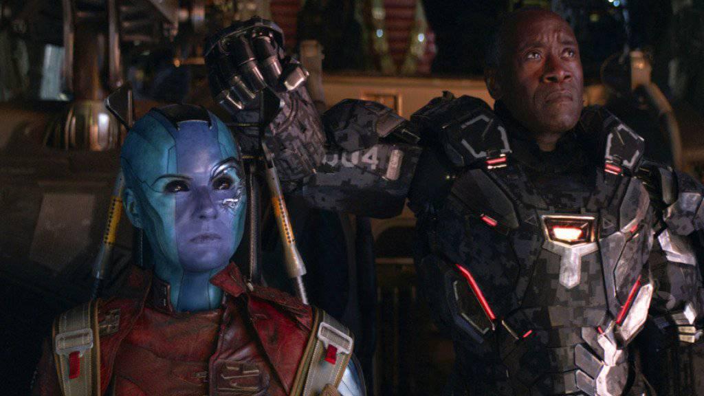 «Avengers: Endgame» ist weltweit erfolgreichster Film aller Zeiten