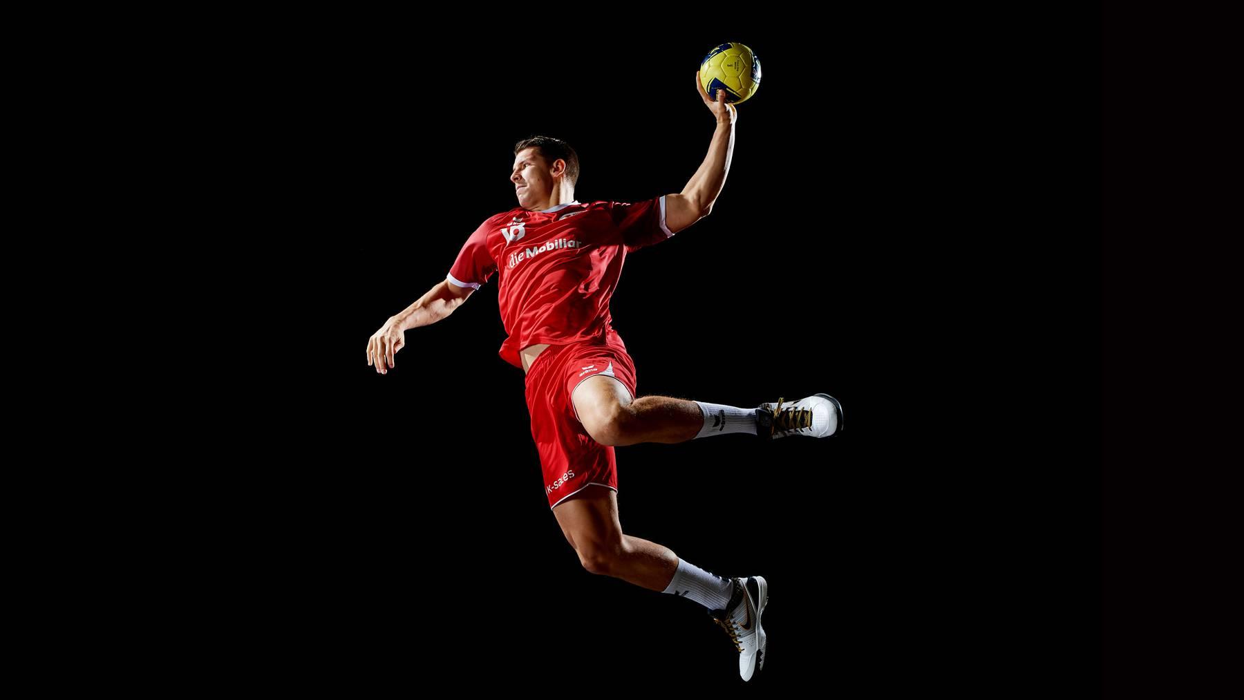 Handball Dimitri Küttel
