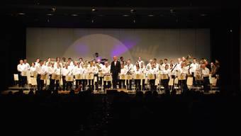 Jahreskonzert der Stadtmusik Dietikon