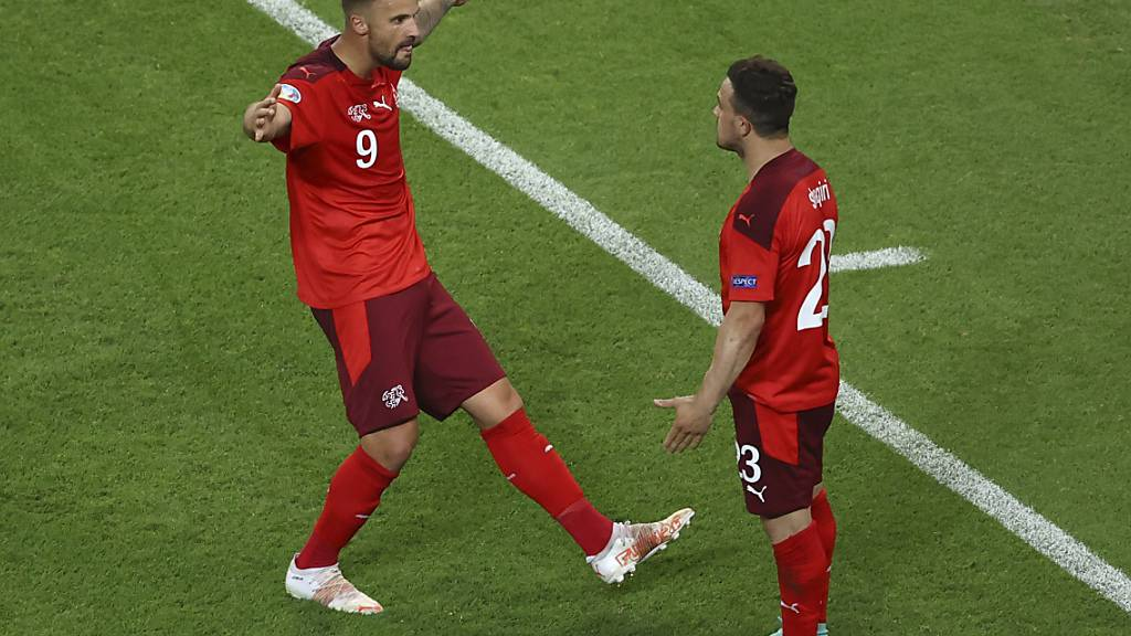Shaqiri und Seferovic spielen nach harter Kritik gross auf