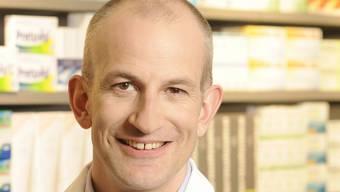 Fabian Vaucher, Präsident Aargauischer Apothekerverband.