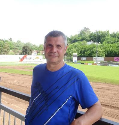 Fabio Rota, Geschäftsführer FC Laufen