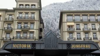 Sauna-Brand im victoria-Jungfrau hinterlässt grossen Schaden