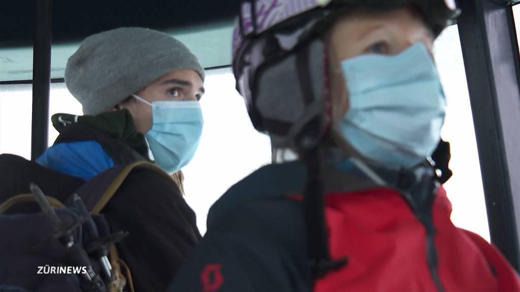 Trotz Coronavirus: Saisonauftakt am Titlis zieht viele Schneebegeisterte an