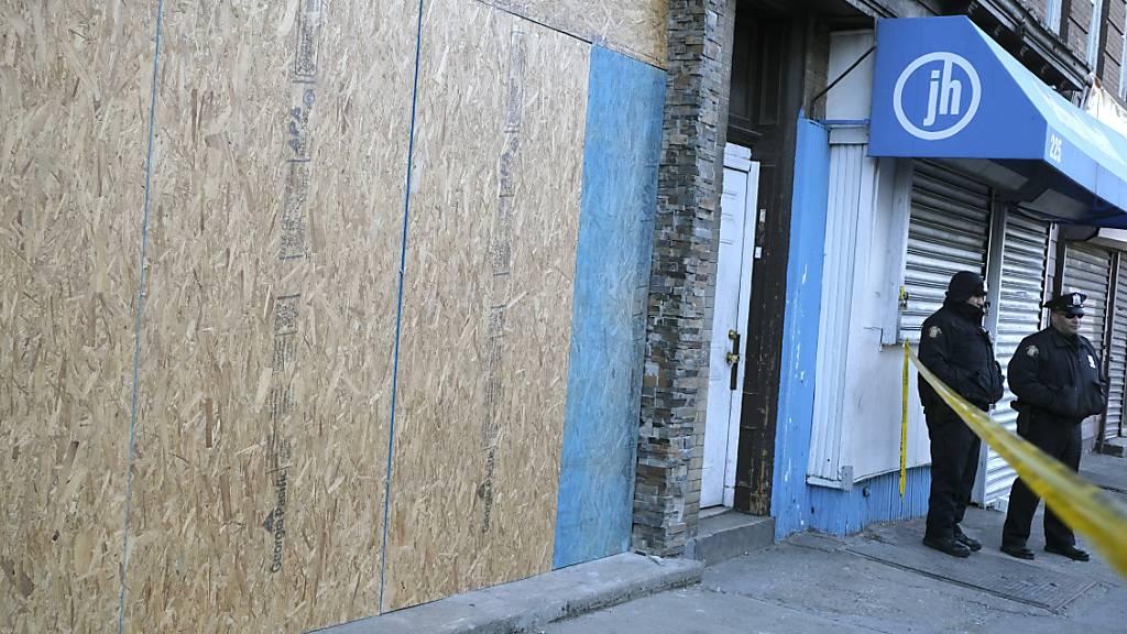 Angriff auf jüdischen Laden in USA wird als Terrorfall behandelt