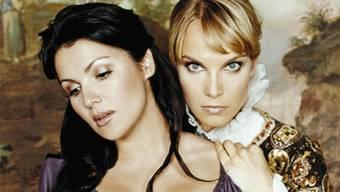 Opernstars bald im Doppelpack? Anna Netrebko und Elina Garanca können in Zürich mehr als in München oder Salzburg verdienen.