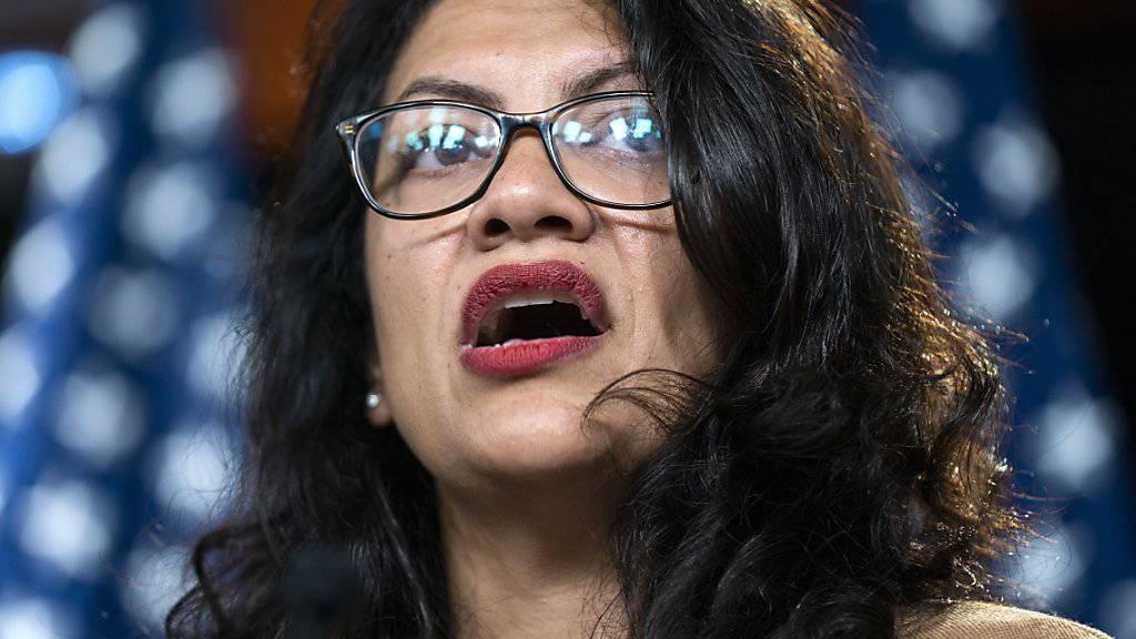 Spannungen vor Besuch von muslimischen US-Abgeordneten