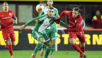 Thun und St. Gallen scheiden frühzeitig aus der Europa League aus