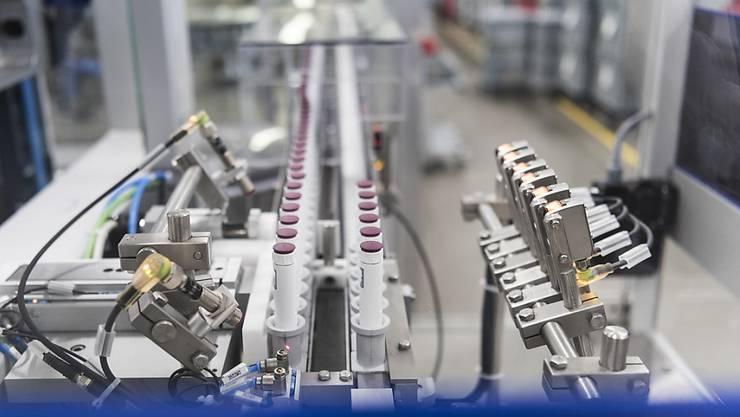 Opfer der Blockade: Der Medizinprodukte-Branche drohen Milliarden-Schäden, weil sich die Schweiz und die EU nicht über ein institutionelles Abkommen einigen können. (Archivbild)