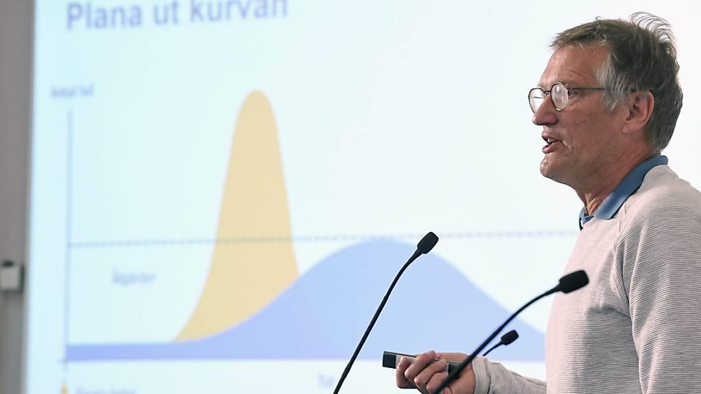 Schweden bereitet sich auf mögliche zweite Corona-Welle vor
