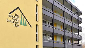 Die Baugenossenschaft Dreitannen besitzt jetzt neu 288 Wohneinheiten.