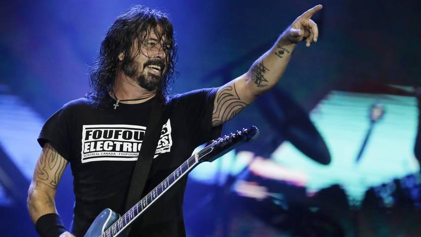 «Shame Shame» – So tönt der neue Song der Foo Fighters