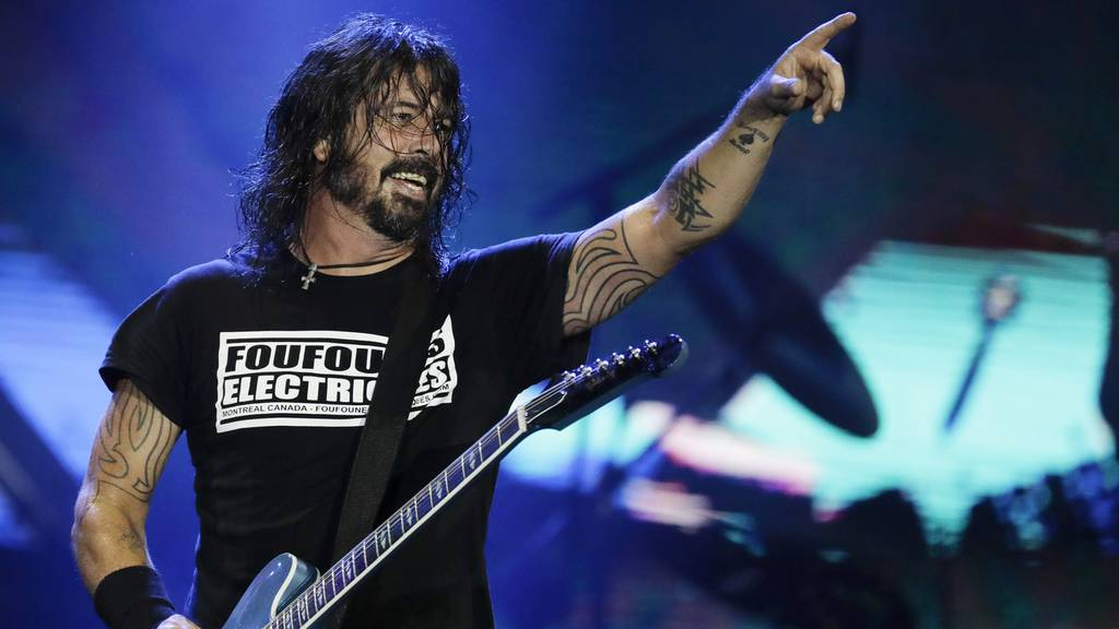 «Shame Shame» – So tönt der neue Song der Foo Fighters