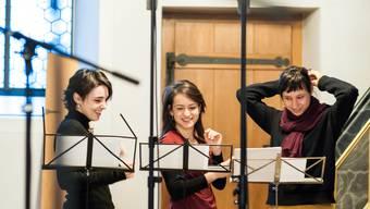 Der Hochschule für Alte Musik wegen ist Basel zu einem weltweiten Zentrum für Musiker geworden.