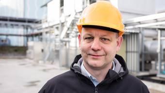 Peter Müller leitet seit ach Monaten die Ara Rhein in Pratteln.