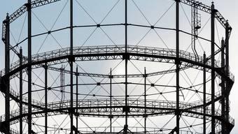 Das rund 35 Meter hohe Schlieremer Wahrzeichen wurde im Jahr 1898 erstellt und leidet unter der Witterung.