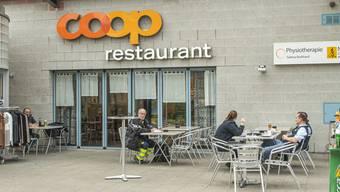 Bald ist ausgetrunken im Coop-Restaurant in Bubendorf: Per Ende Jahr wird es geschlossen.