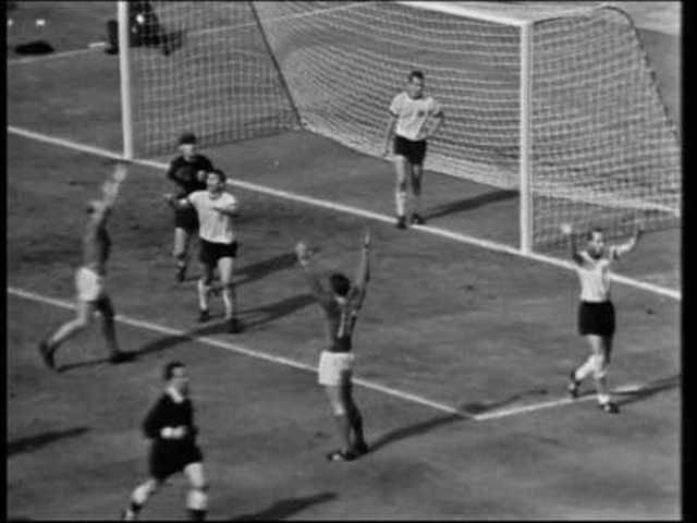 Das legendäre Wembley Tor - WM 1966