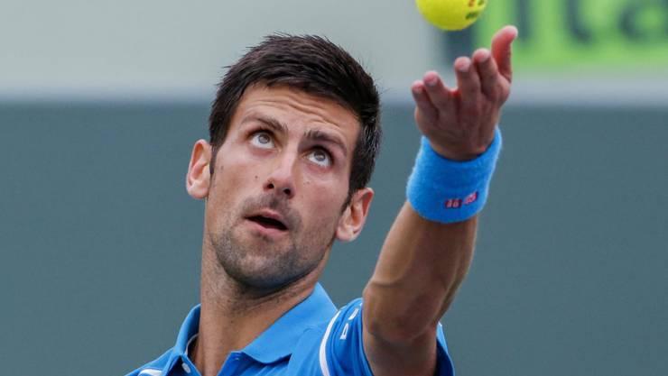 Die serbische Weltnummer 1 Novak Djokovic (28) muss beim Masters-1000-Turnier in Monte Carlo bereits in der 2. Runde die Segel streichen