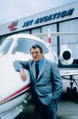 Unternehmensgründer Carl Hirschmann senior.