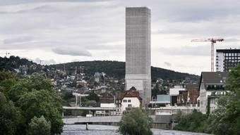 Bau Swissmill Tower