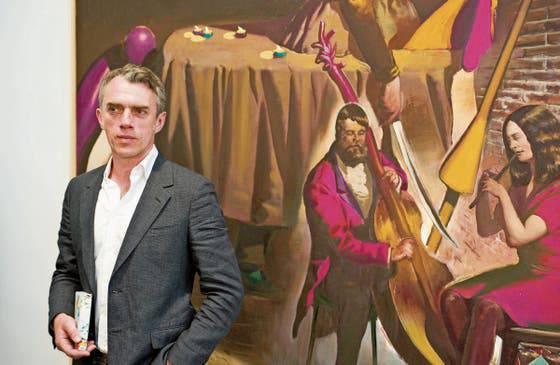 Der Maler Neo Rauch ist der Shootingstar der neuen Leipziger Schule.
