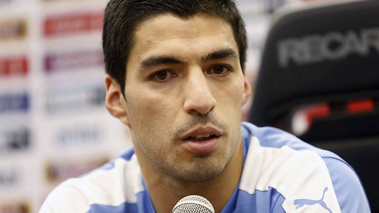 Kehrt ins Nationalteam zurück: der Uruguayer Luis Suarez