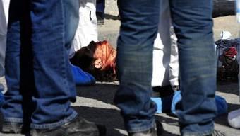 Opfer eines Drogenkartells in Mexiko (Archiv)