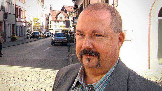 Marcel Toeltl und die SVP Rheintal gehen künftig getrennte Wege.