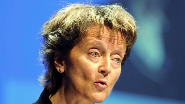 Bundesrätin Widmer-Schlumpf findet die Situation frustrierend (Archiv)
