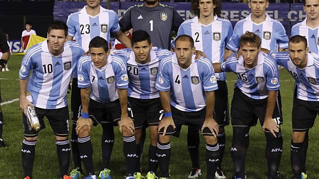Argentinien gehört zu den Favoriten