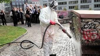 er Malermeisterverband und die Stadt Basel streiten sich.