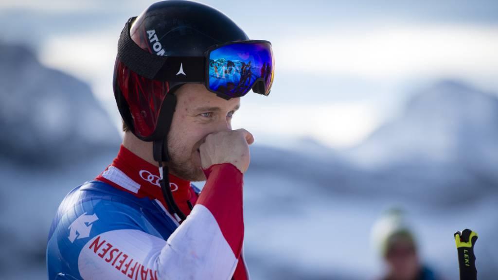 Mauro Caviezel hat es wieder erwischt: Achillessehnenriss