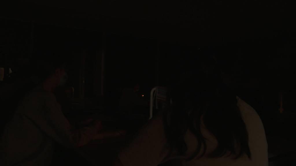Blackout: Oberstufe Gossau stellt einen Tag den Strom ab