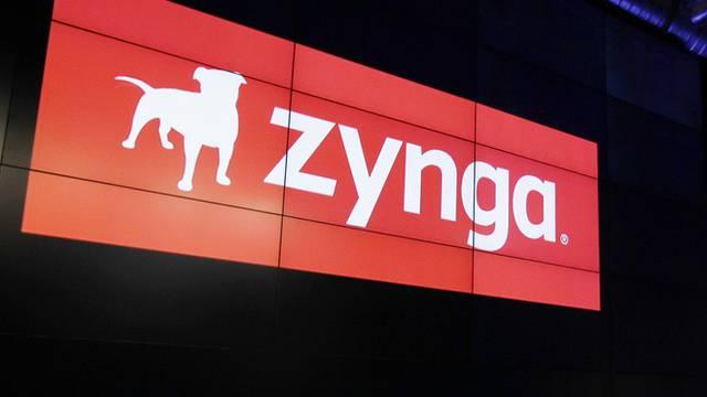 Logo des Spiele-Anbieters Zynga (Symbolbild)