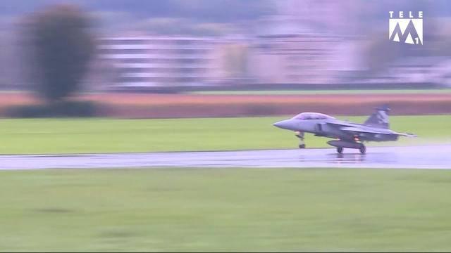 Neue Kampfjets müssen her