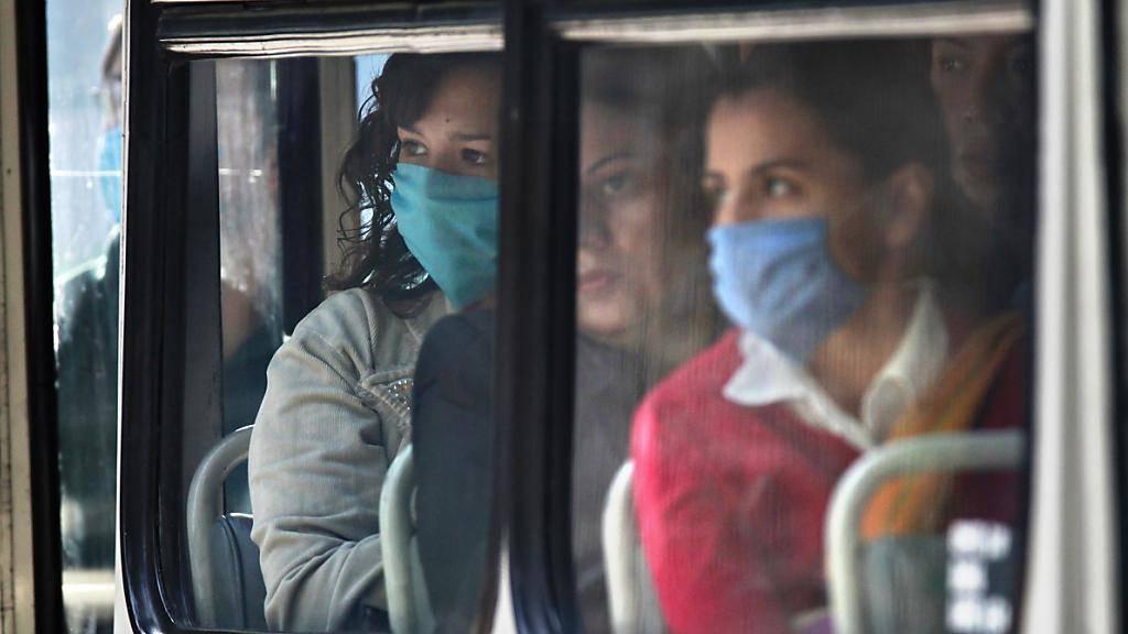 Kein Sport im Freien: Behörden von Mexiko-Stadt rufen den Gesundheitsnotstand aus wegen hoher Ozonwerte. (Symbolbild)