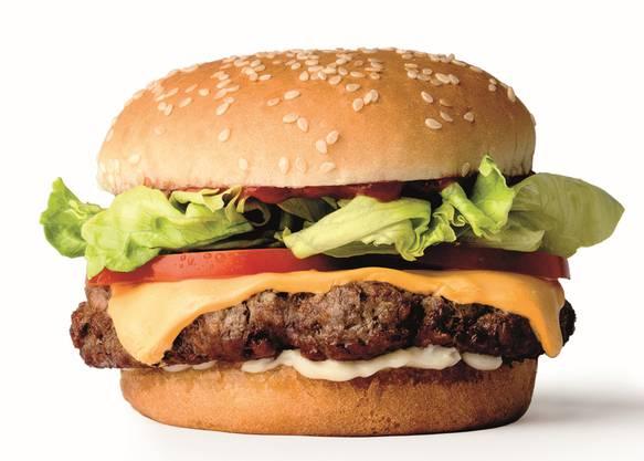 Sieht aus wie Fleisch und schmeckt auch fast gleich: Browns Burger.
