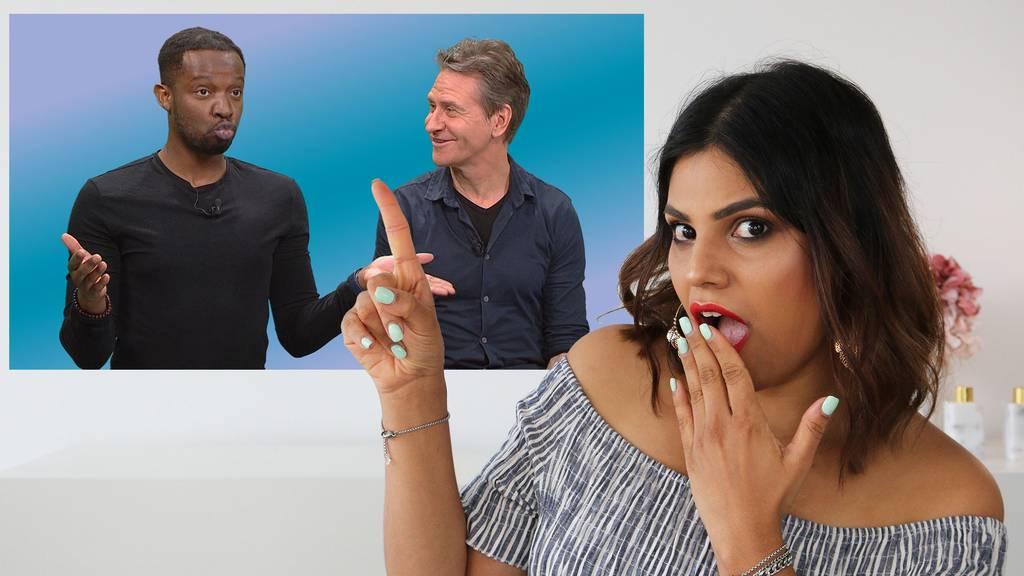 «Foundation? Wie viele Schichten braucht's davon?» - Komiker-Duo kommentiert Schmink-Tutorial