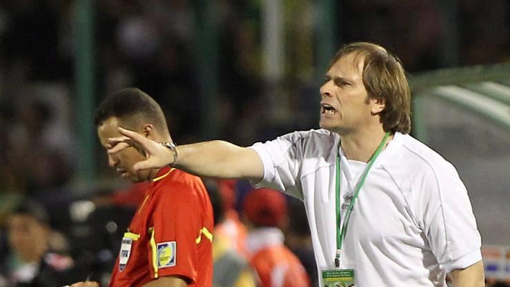 Alain Geiger ist neuer Trainer von Servette