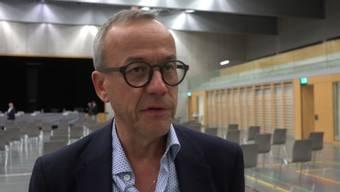 Fabian Keller zur Kreditabrechnung zur Sanierung der Stalden- und der Sandstrasse, zur Anzeige gegen den Gemeinderat und zur LED-Strassenbeleuchtung, die genemigt wurde.