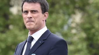 Mit dem Regierungsjet ans Champions-League-Finale: Frankreichs Premier Manuel Valls (Archiv)
