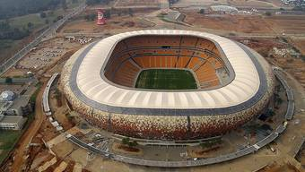 Die 10 WM-Stadien in Südafrika