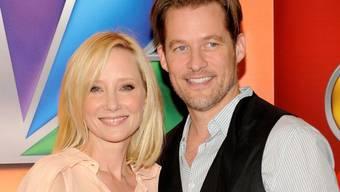 """Nach über zehn Jahren Beziehung trennen sich Anne Heche und James Tupper, beide bekannt aus der TV-Serie """"Men in Trees"""". Ihre beiden Söhne wollen sie in aller Freundschaft gemeinsam erziehen. (Archivbild)"""