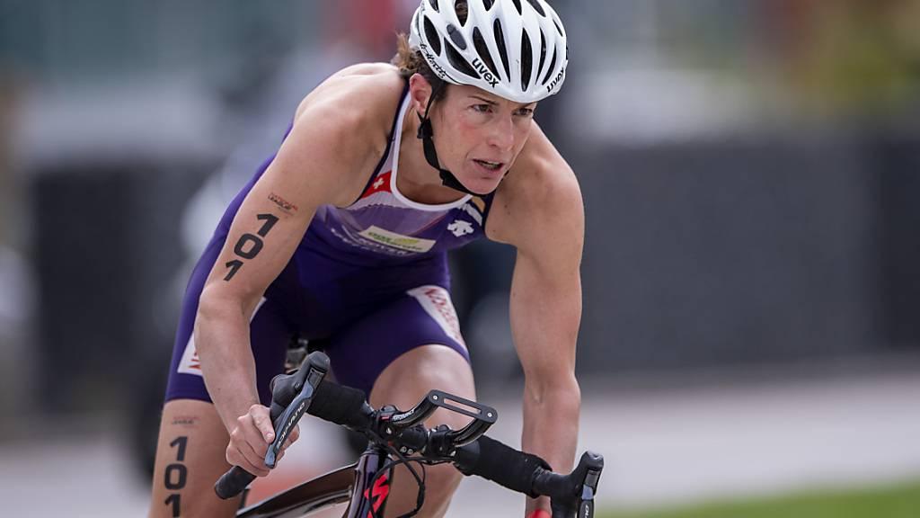 Nicola Spirig will Ironman unter 8 Stunden absolvieren
